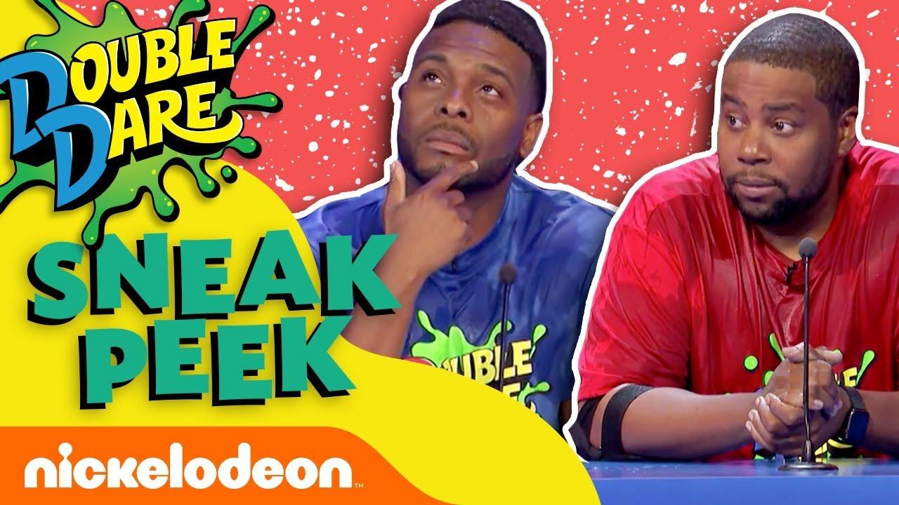 Kenan & Kel Play Trivia on Double Dare: Exclusive Sneak Peek!   Nick