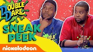 Kenan & Kel Play Trivia on Double Dare: Exclusive Sneak Peek! | Nick