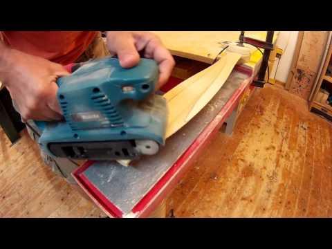 MrParaprop Propeller Herstellung /Wooden Airplane Propellers