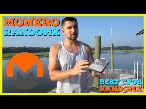 Best CPUs For Mining Monero RandomX | Monero RandomX Overview & Review