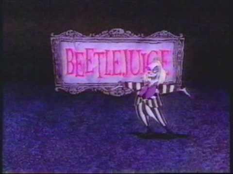 Beetlejuice And Lydia Wedding
