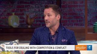 Tools For Dealing With Competition & Conflict - Dr Dain Heer on Great Day Washington