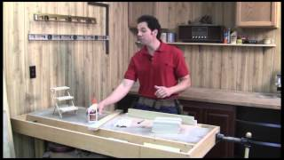 Woodworking Around The Home With The Neighborhood Carpenter - 04 Building A Outdoor Plant Stand