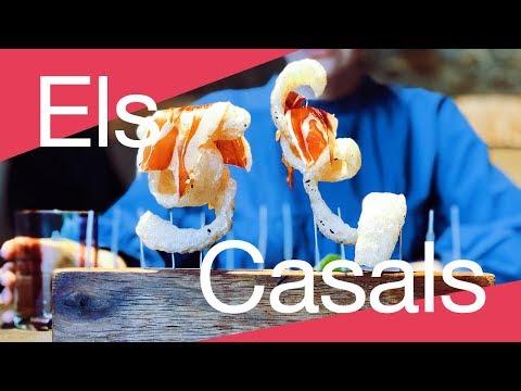 Els Casals Restaurant / Ресторан Els Casals