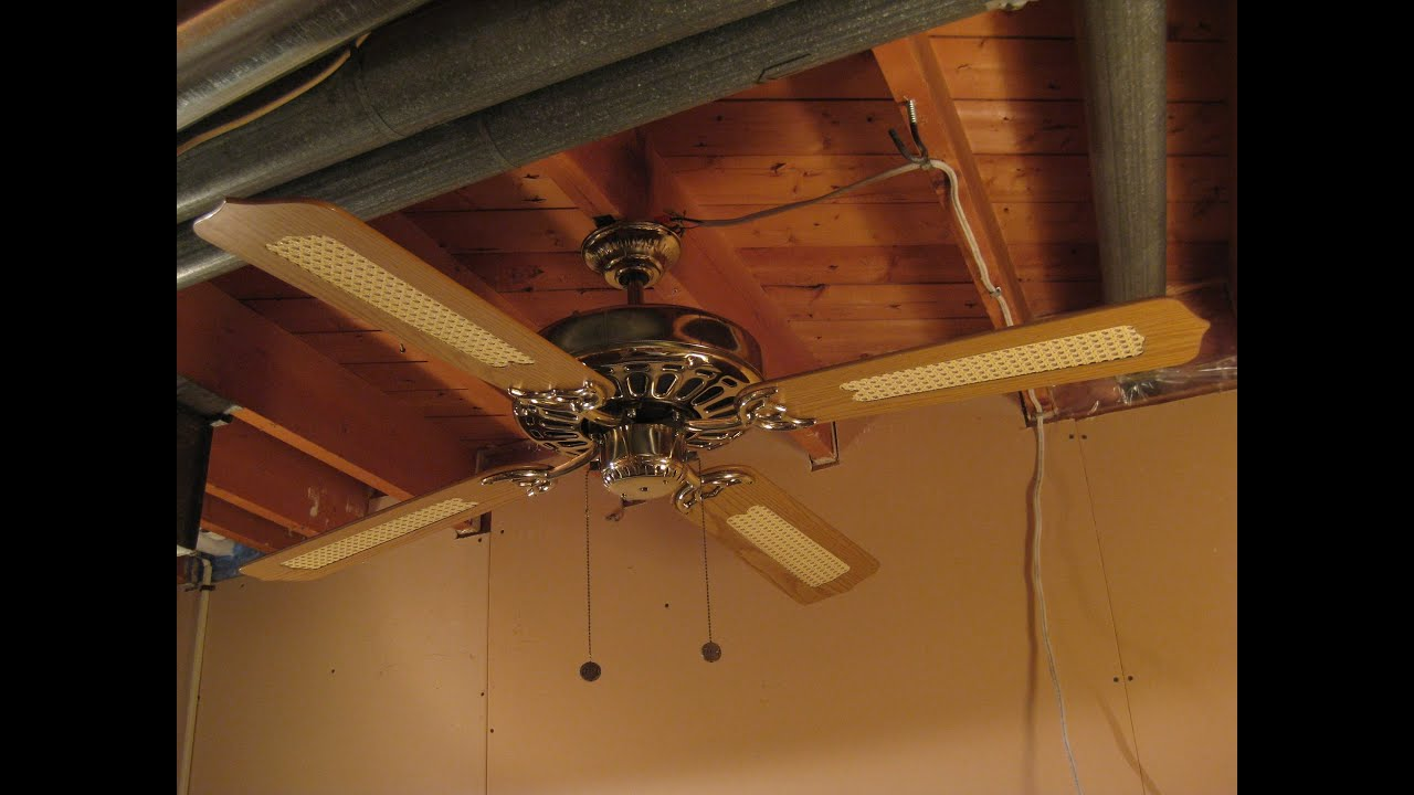 1987 Smc Ca52 132 Cm Ceiling Fan