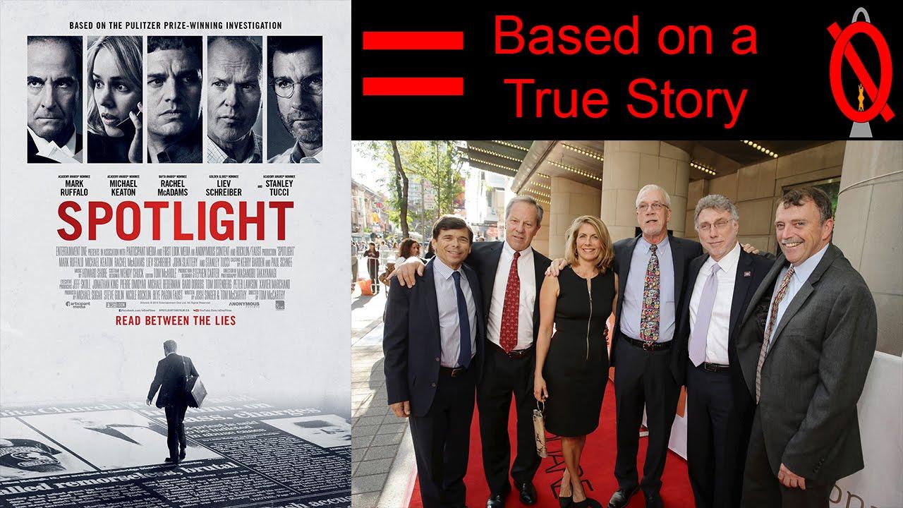 Spotlight | Based on a True Story