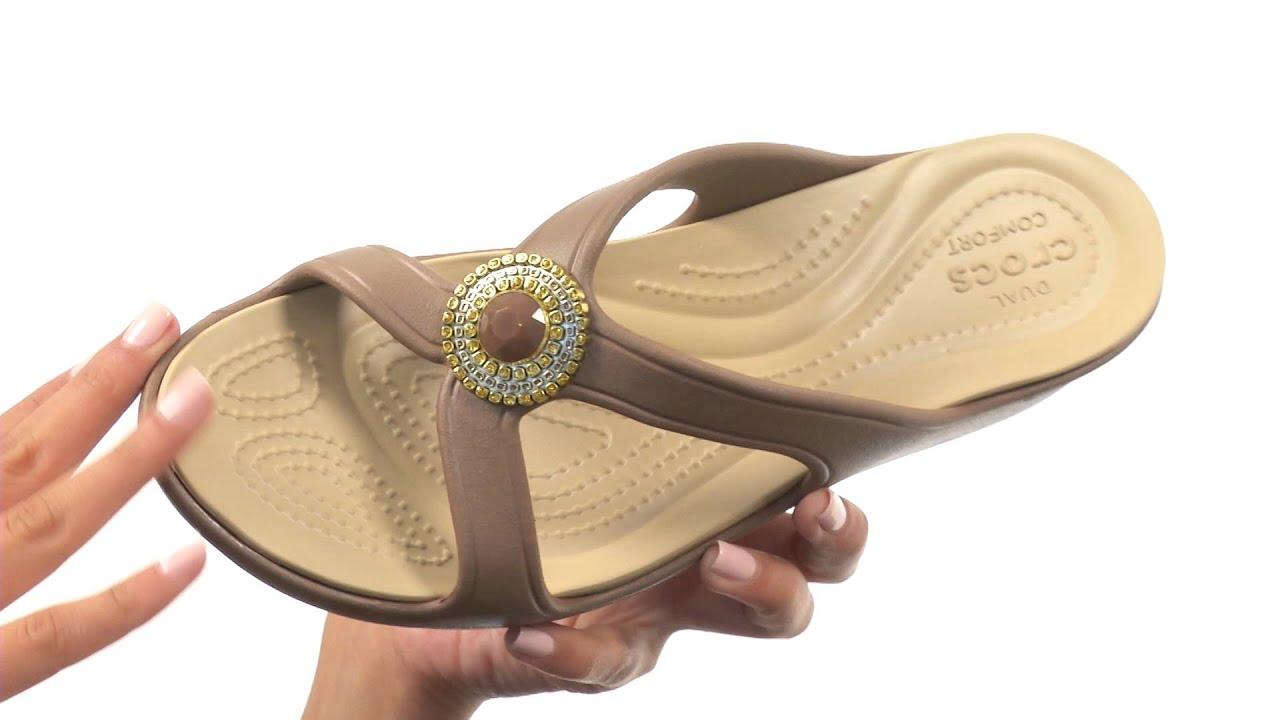 Crocs Sanrah Women's Slide ... Sandals KVvYJO2g