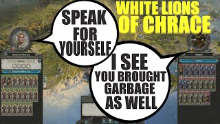 Download Mp3 Are  White Lions Of Chrace Now Viable?