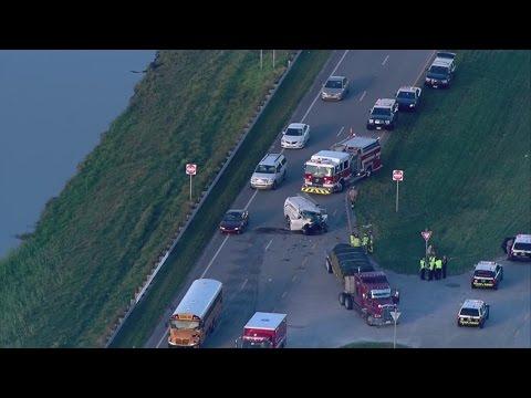 CHOPPER 5: Fatal crash on Southern Boulevard