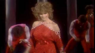 Ann-Margret sexy song and dance on TV show 1981
