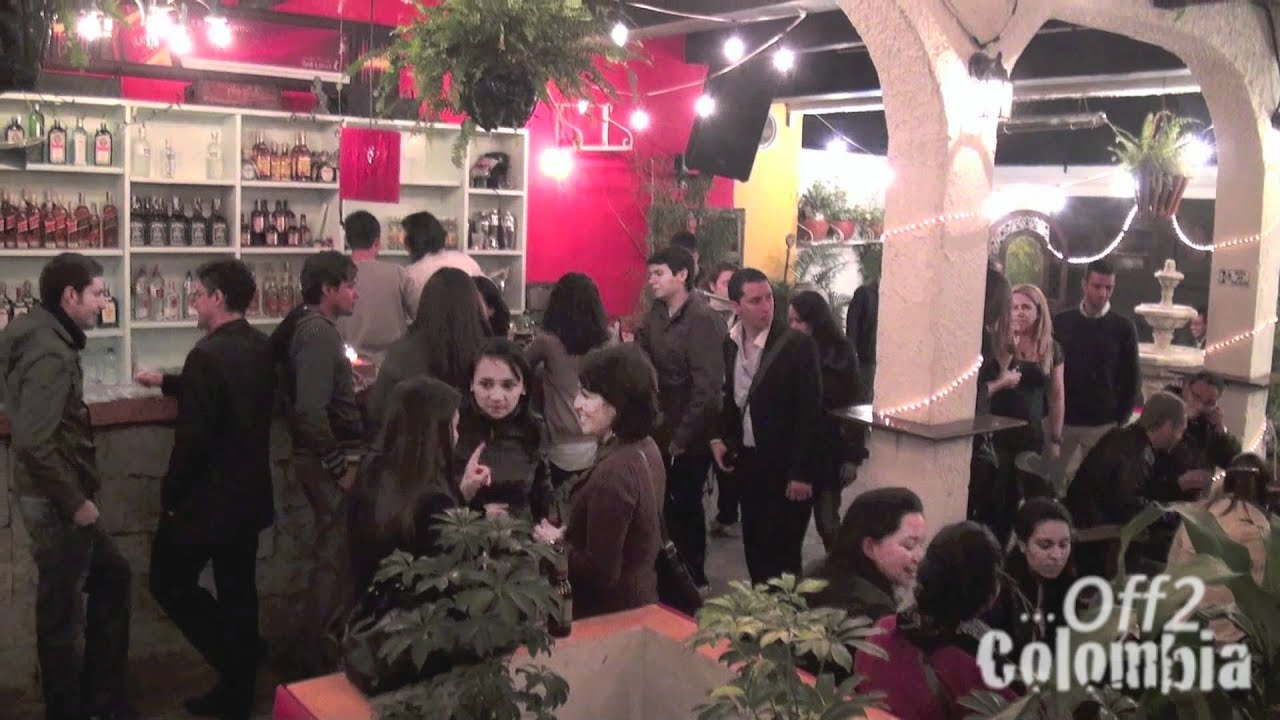 Gringo Tuesdays - Language exchange - La Villa Bogota
