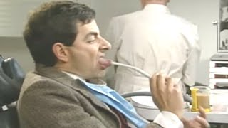 At the Dentist | Mr. Bean Official