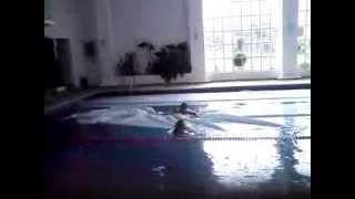 clases de natacion en la universidad continental jilotepec