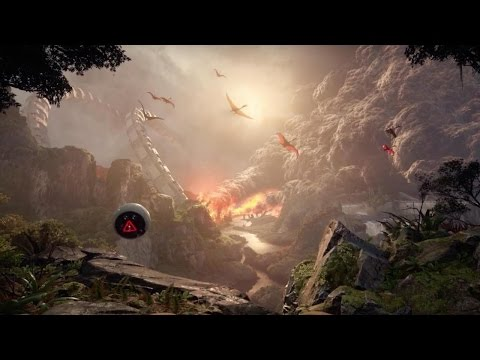 Robinson: The Journey Trailer