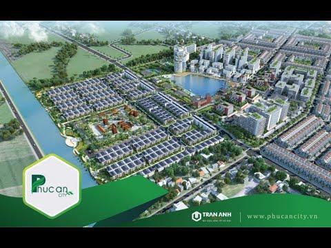 DỰ ÁN PHÚC AN CITY CẬP NHẬT BẢNG GIÁ MỚI NHẤT, TIẾN ĐỘ HẠ TẦNG  NHÀ PHỐ PHÚC AN CITY NĂM 2020
