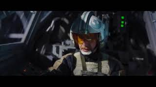 Rogue One x Jefferson Starship - Light the Sky on Fire
