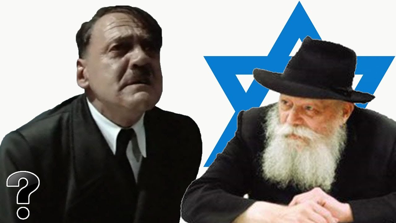 Why did Hitler hate Jews and political leaders? 56