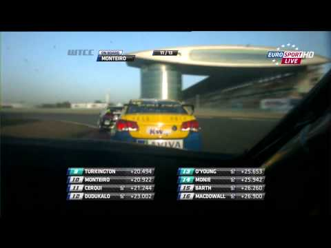WTCC 2012 Round11 Shanghai Race2