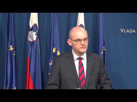 21.05.2015 Novinarska konferenca Vlade Republike Slovenije