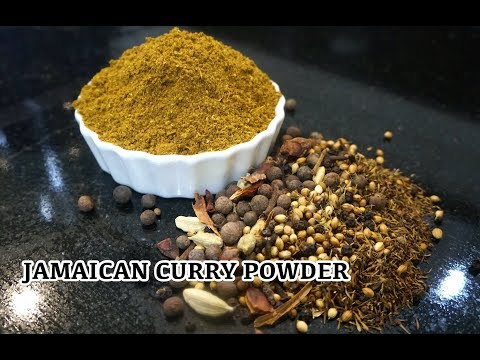 ⏰ Jamaican Curry Powder - West Indian Curry - Caribbean Curry Powder - Curry Powder for Chicken