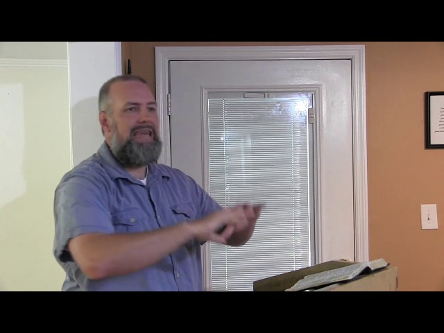 Biblical Baptism - What is it, Who should be Baptized and When?  | Kerrigan Skelly