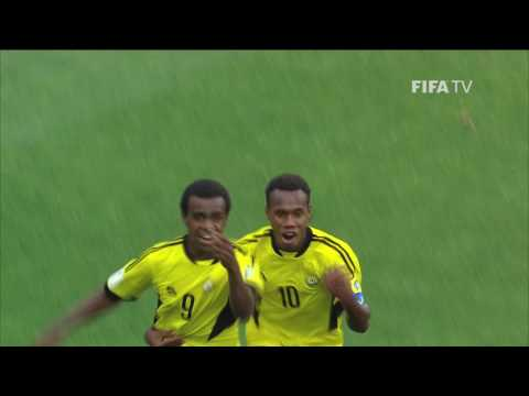 Match 04: Vanuatu v. Mexico - FIFA U-20 World Cup 2017