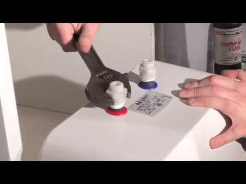 Hướng dẫn lắp đặt máy nước nóng