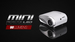 Mini Proyector LED RD802 TV Portátil [Review + Unbox] - Recatea.com