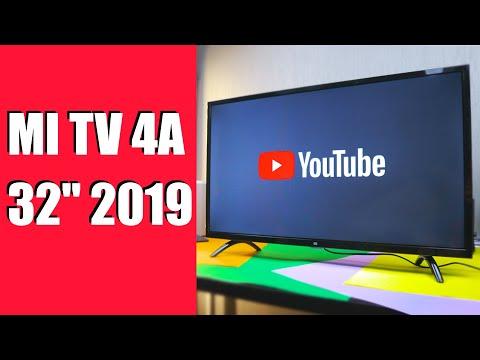 """САМЫЙ Дешевый Телевизор Xiaomi — Mi TV 4A 32"""" (T2 2019)"""