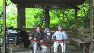 "Larry and Elaine Conger at The ""Pickin"