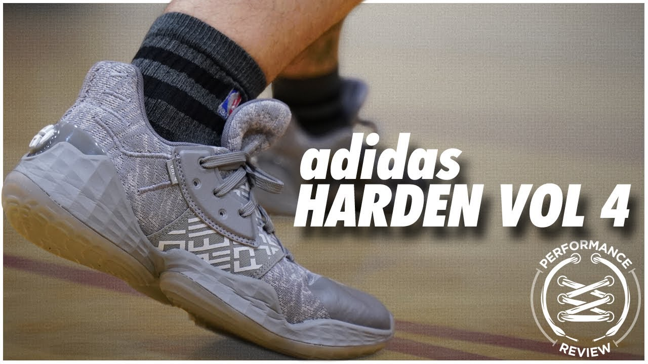 adidas Harden Vol 4 Performance Review