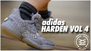 adidas Harden Vol 4 Performance Review!