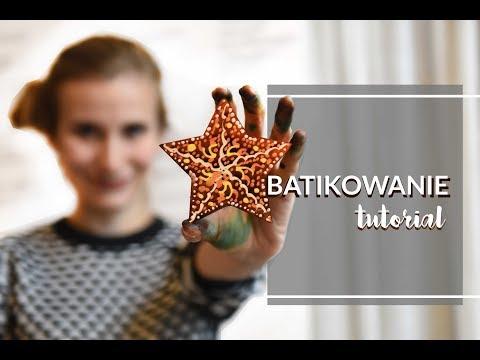 Jak pomalować drewno barwnikami spożywczymi? Batikowanie, tjanting. Lekka.yt