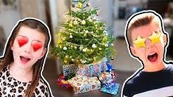 Schöne Bescherung 🎁 Weihnachten 2019 🎅 Heilig Abend Geschenke auspacken 🎄