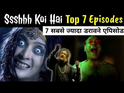 Download Ssshhhh Koi Hai Top 7 Horror Episodes | Ssshhhh Koi Hai Most Popular Ep | Ssshhhh Koi Hai Horror Ep.