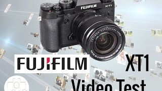 Fuji xt1 video mode settings, test and overview