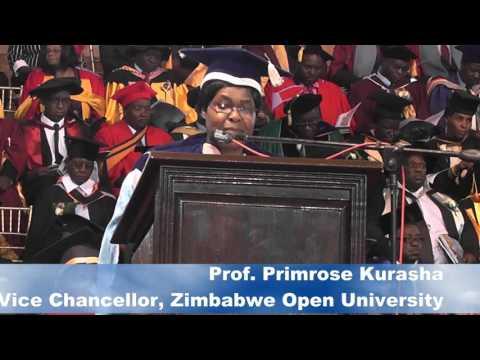 Graduation Ceremony Part 1