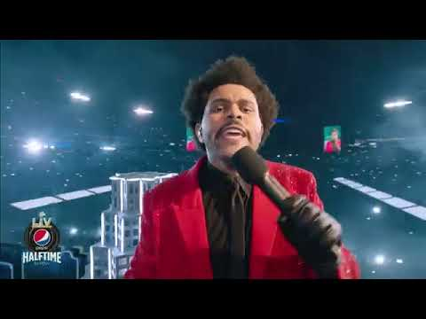 The Weeknds FULL Pepsi Super Bowl LV Halftime Show