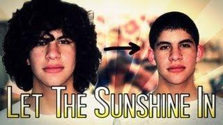 Let The Sunshine In - Hair - Cover (Long Hair + Army = HAIRCUT)