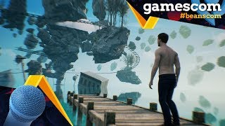 gamescom 2018 | Bandai Namco: Twin Mirror, Jump Force,  The Dark Pictures Anthology: Man of Medan
