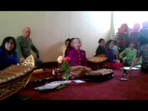 Thai Classical Music Wat Dallas 11/11/12