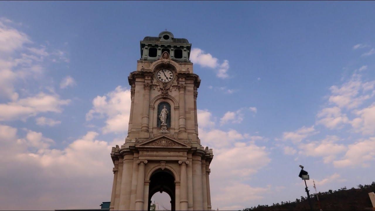Metros El 40 Es PachucaHidalgoUn Así Emblema En De Monumental Reloj BeCxroEQdW