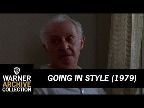 Going In Style (1979) starring George Burns – Sad Memories