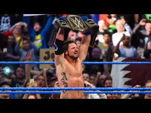 WWE AJ Styles AE (Arena Effect) Theme Song