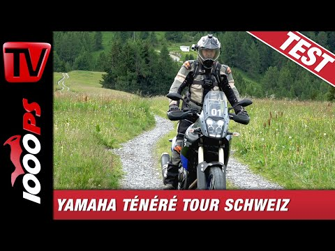 Yamaha Tenere 700 - Test in der Schweiz - Praxis Erfahrungen mit der neuen Reiseenduro