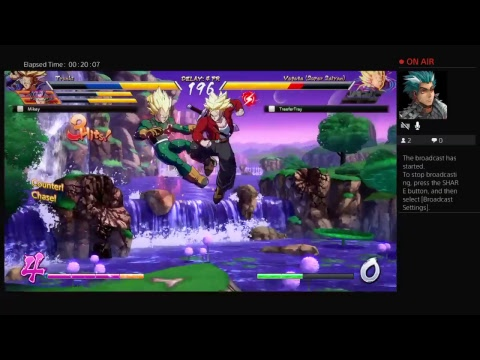 EDO-TENSEN's Live PS4 Broadcast