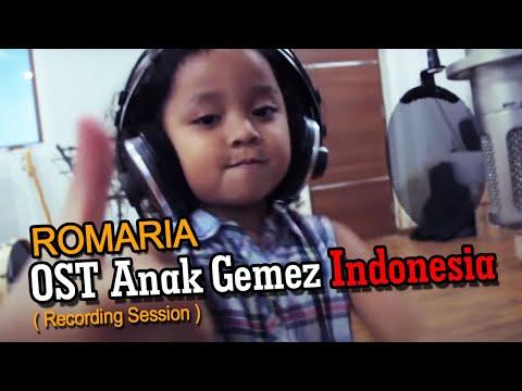 Romaria - OST Anak Gemez Indonesia (Recording Session)