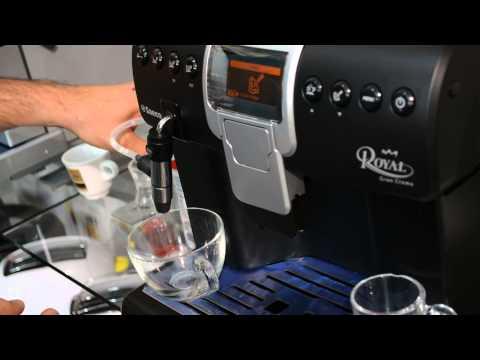 Saeco Royal Gran Cappuccino