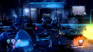 Resident Evil Operation Racoon City Mission 4 Lights Out 1080p