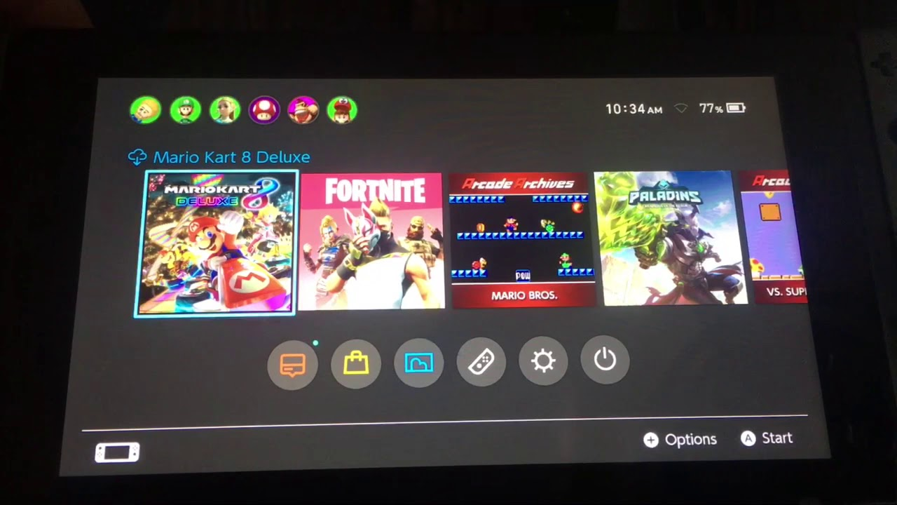 Nintendo Switch hacking: Using Tinfoil to install games to NAND